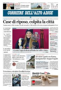 Corriere dell'Alto Adige – 27 marzo 2020