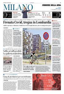 Corriere della Sera Milano – 27 luglio 2020