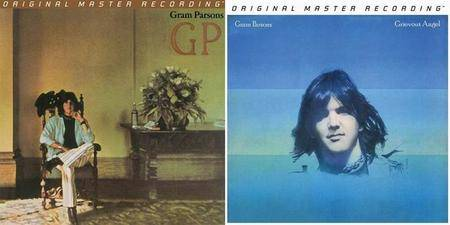 Gram Parsons - 2 Studio Albums (1973-1974) [MFSL, 2012] (Repost)