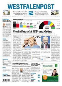 Westfalenpost Wetter - 25. September 2017