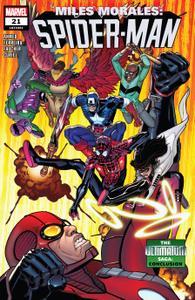 Miles Morales-Spider-Man 021 2021 Digital Zone