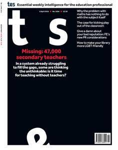 Times Educational Supplement - April 06, 2018
