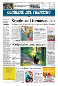 Corriere del Trentino – 27 agosto 2020