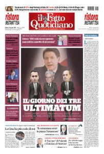 Il Fatto Quotidiano - 31 agosto 2019