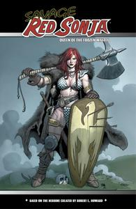 Savage Red Sonja-Queen of the Frozen Wastes 2007 Digital DR & Quinch
