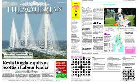 The Scotsman – August 30, 2017