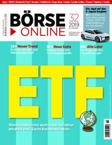 Börse Online – 08. August 2019