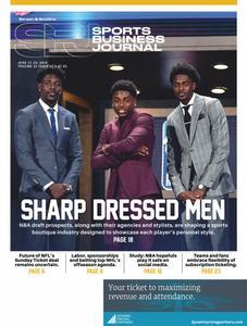 SportsBusiness Journal – 17 June 2019