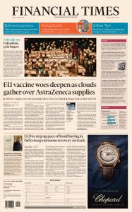 Financial Times USA - March 12, 2021