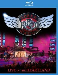 Reo Speedwagon - Live in the Heartland (2011) [Blu-ray]