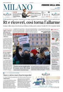Corriere della Sera Milano – 09 gennaio 2021