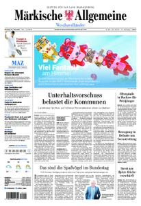 Märkische Allgemeine Westhavelländer - 15. Juli 2019