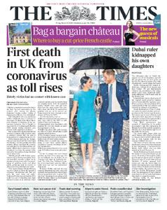The Times - 6 March 2020