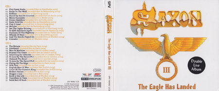 Saxon - The Eagle Has Landed III (2006)