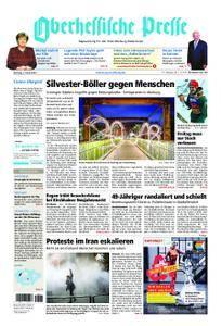 Oberhessische Presse Marburg/Ostkreis - 02. Januar 2018