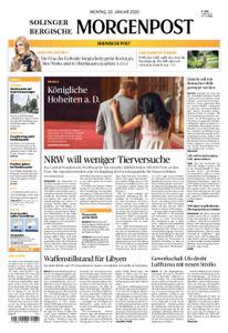 Solinger Morgenpost – 20. Januar 2020