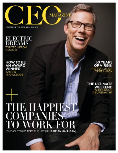 The CEO Magazine Australia & New Zealand - April 2021