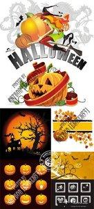 Halloween Vector Mix #131010