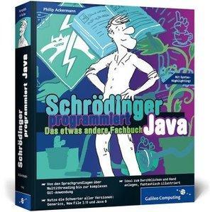 Schrödinger programmiert Java: Das etwas andere Fachbuch (Repost)