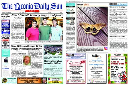 The Laconia Daily Sun – July 16, 2019