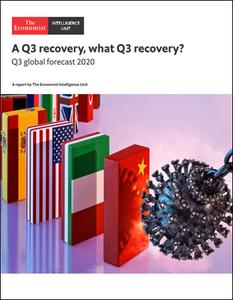 The Economist (Intelligence Unit) - A Q3 recovery, what Q3 recovery ? (2020)