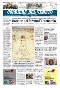 Corriere del Veneto Padova e Rovigo – 21 settembre 2019