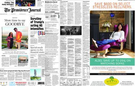 The Providence Journal – November 10, 2018
