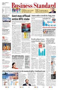 Business Standard - September 2, 2019