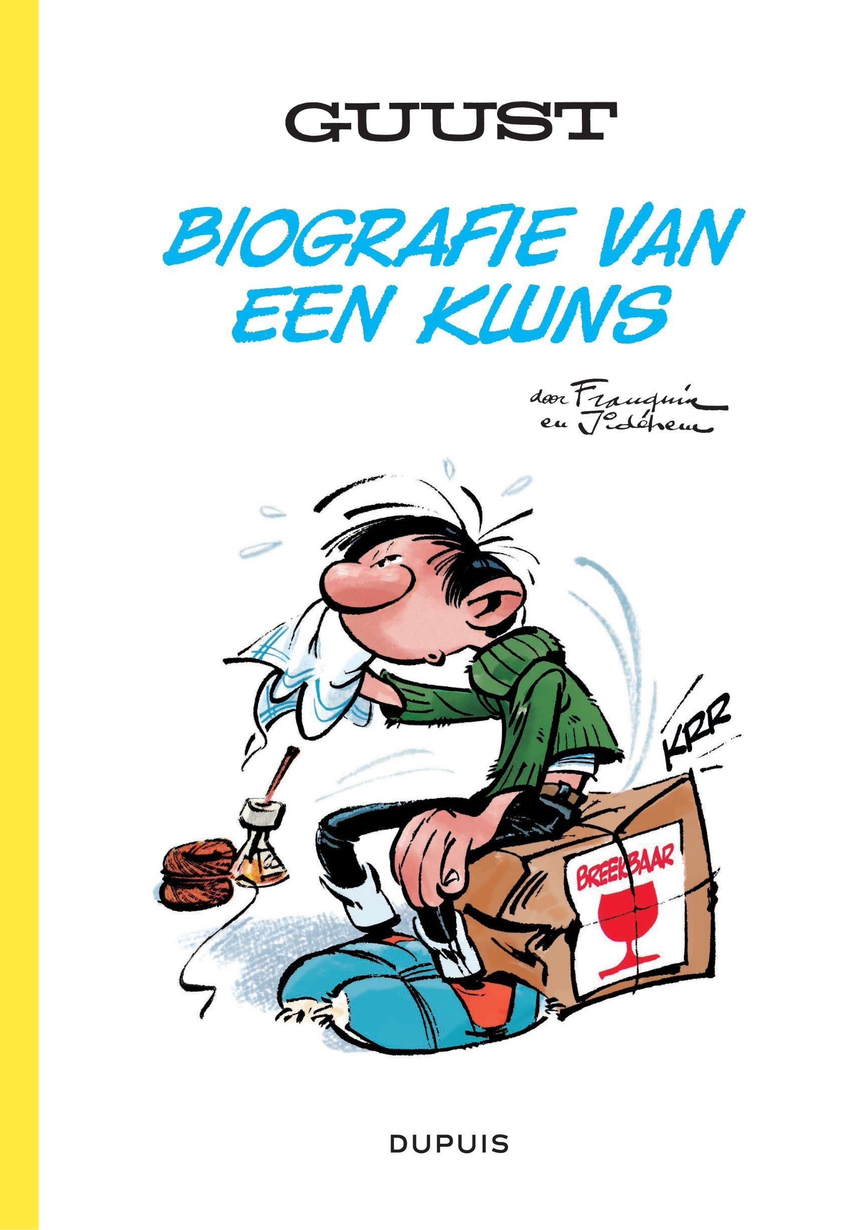 Guust Flater - B01 - Biografie Van Een Kluns