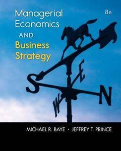 Managerial Economics & Business Strategy (Mcgraw-Hill Economics) [Repost]