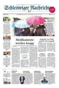 Schleswiger Nachrichten - 12. Oktober 2019