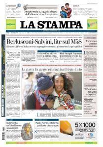 La Stampa Imperia e Sanremo - 7 Maggio 2018