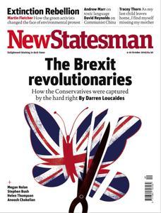 New Statesman - 4 - 10 October 2019