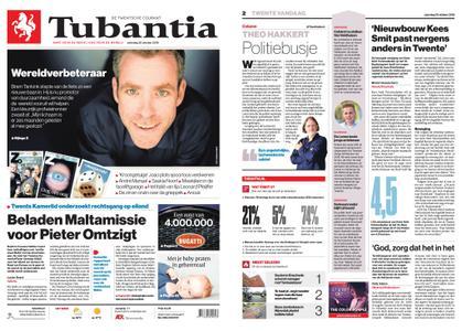 Tubantia - Enschede – 20 oktober 2018