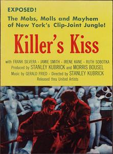 Killer's Kiss (1955) + Extras [The Crterion Collection]