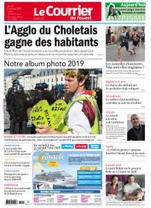 Le Courrier de l'Ouest Cholet – 02 janvier 2020