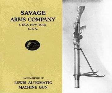 Lewis Automatic Machine Gun (Repost)