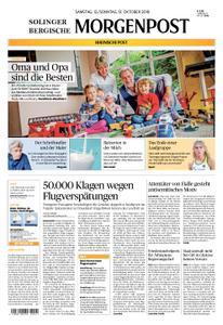 Solinger Morgenpost – 12. Oktober 2019