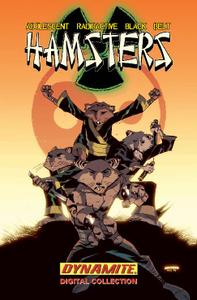 Dynamite-Adolescent Radioactive Black Belt Hamsters 2020 Hybrid Comic eBook