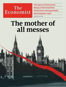The Economist Middle East and Africa Edition – 19 January 2019