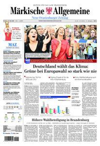 Neue Oranienburger Zeitung - 27. Mai 2019