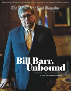 The Washington Post Magazine - 4 October 2020