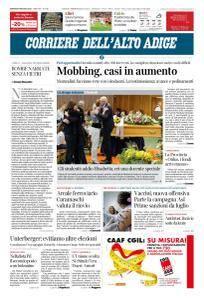 Corriere dell'Alto Adige - 8 Maggio 2018