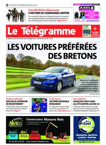 Le Télégramme Ouest Cornouaille – 15 février 2021