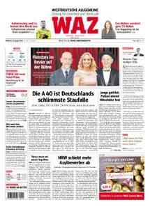 WAZ Westdeutsche Allgemeine Zeitung Oberhausen-Sterkrade - 24. Januar 2018