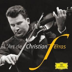 Christian Ferras - The Art Of Christian Ferras (10CDs, 2012)