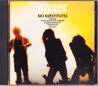 Accept - No Substitutes (1992)