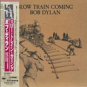 Bob Dylan - Slow Train Coming (1979) {2014, Japanese Blu-Spec CD2, Remastered}