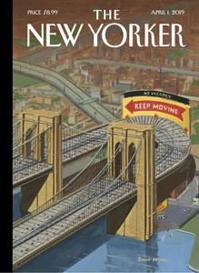 The New Yorker – April 01, 2019