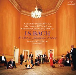 I Solisti Filarmonici Italiani - J.S. Bach. Concerto for 2 Violins (2015/2018) [DSD256]